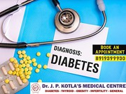 Diabetes Doctor in Himayat Nagar -Dr.JP Kotla Medical Centre