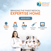 Quality healthcare at home
